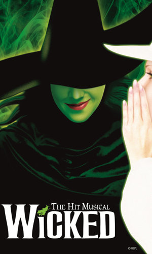 WIN four tickets to see London's smash hit musical WICKED!