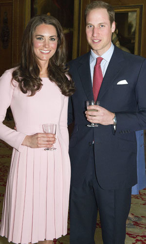 Kate Middleton celebrates with hubby Prince William on his 30th birthday!