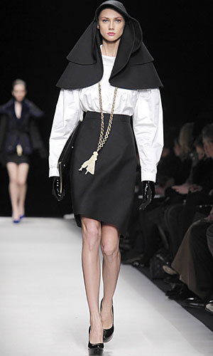 Paris Fashion Week highlights: YSL, Chanel, Giambattista Valli