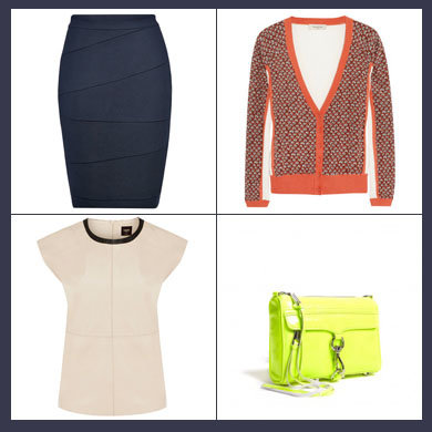 SHOP What To Wear Now