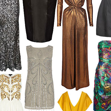 SHOP: Party Dresses