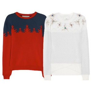 SHOP: Christmas jumpers!