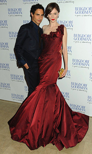 Coco Rocha and Zac Posen celebrate 111th anniversary of Bergdorf Goodman