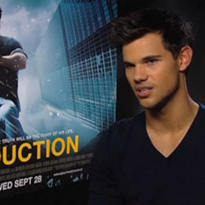 EXCLUSIVE VIDEO: Taylor Lautner reveals all to InStyle!