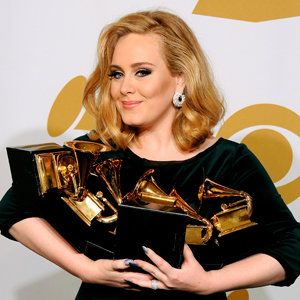 Pregnant Adele to record one off album for her baby?