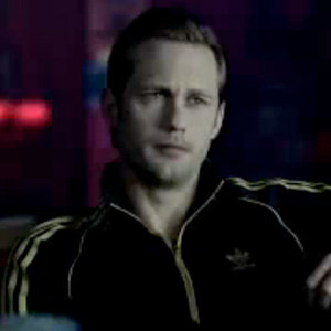 See Alexander Skarsgaard in new True Blood minisode!