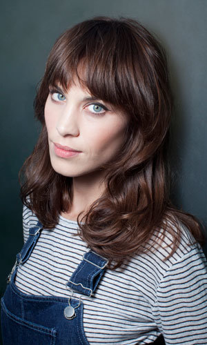 Alexa Chung is the new face of L'Oreal Professionnel INOA Colour