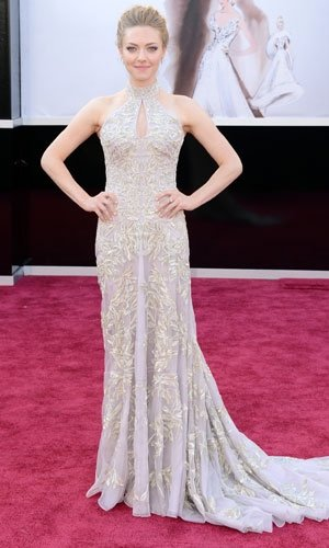 Oscars 2013 dress trend: Jennifer Lawrence, Amanda Seyfried and Kristen Stewart wow in white!