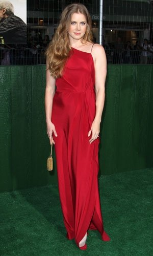 Amy Adams' stunning Trouble With The Curve style