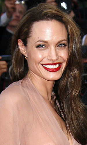 Angelina is most powerful celeb in the world