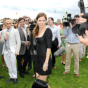 InStyle's day out at the polo