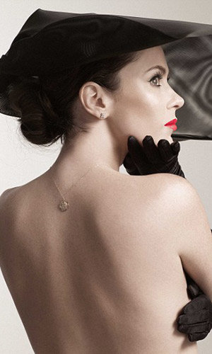 Anna Friel is the new Holly Golightly
