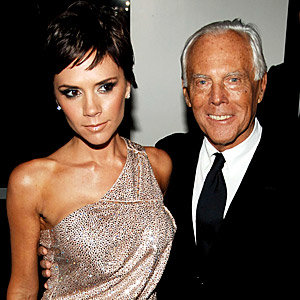 Armani says thank you with a fragrance