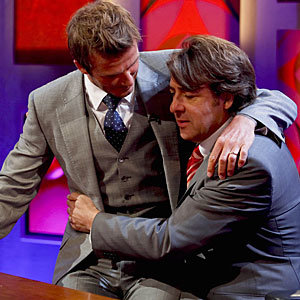 Jonathan Ross bags David Beckham and Mickey Rourke for last-ever show