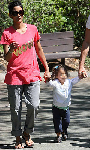 CELEB FASHION BUY: Halle Berry's WOW T-shirt