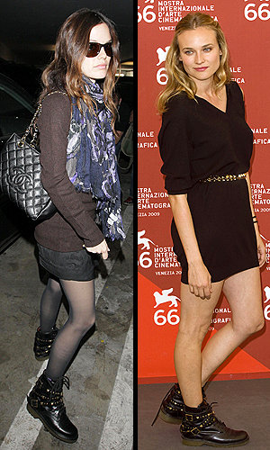 Style Snap: Rachel Bilson and Diane Kruger!