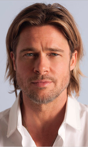 JUST IN: Brad Pitt is confirmed as the NEW face of Chanel No.5!