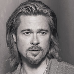 Brad Pitt for Chanel No.5 campaign pictures revealed!