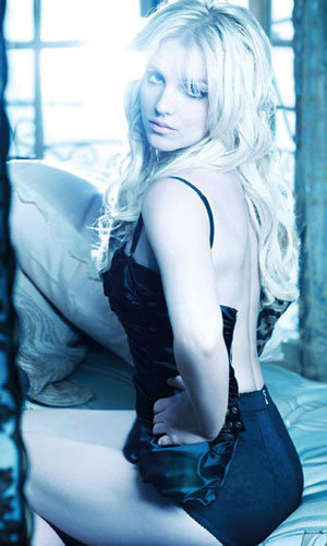 SEE PICS: Britney Spears wears Dolce & Gabbana in promo shots for her new Femme Fatale album