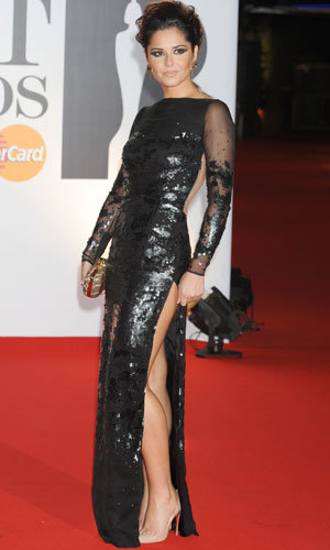 BRIT Awards 2011: The winners, the best dressed plus THAT amazing Cheryl Cole gown!