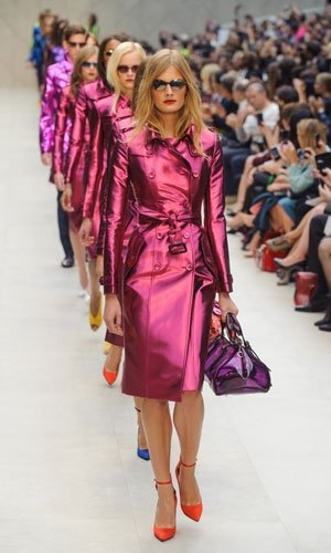 London Fashion Week Spring Summer 2013: Christopher Kane, Burberry Prorsum and Richard Nicoll