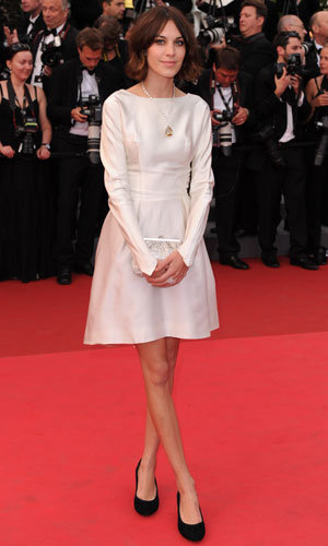 CANNES LATEST: Diane Kruger, Alexa Chung, Rachel McAdams and co. make it the most stylish year at Cannes yet!