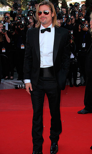 LATEST Cannes 2012: Brad Pitt, Kirsten Dunst, Kristen Stewart and more!
