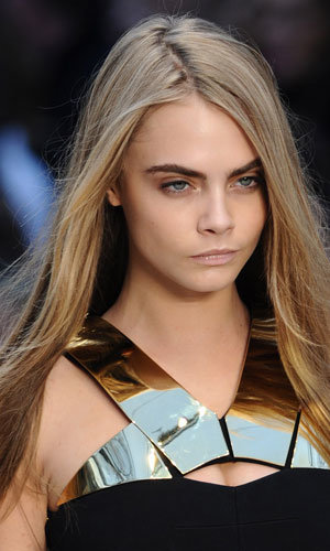 Burberry Autumn Winter 2013: Get the make-up look!
