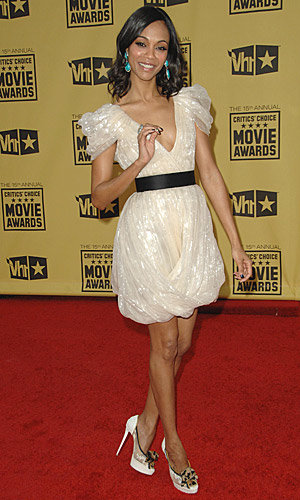 Critics' Choice Awards 2010: Best dressed!