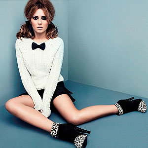 SHOE QUEEN Cheryl Cole launches her new footwear collection AND reveals she owns 2,000 pairs!