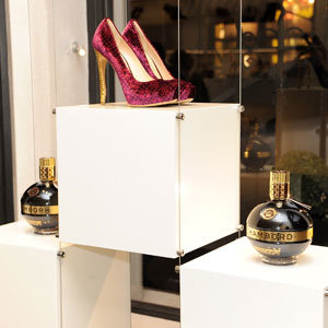 Nicholas Kirkwood launches The Chambord shoe with Christmas party!
