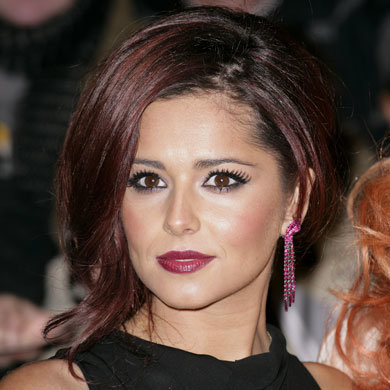Get Cheryl Cole's gothic-chic look