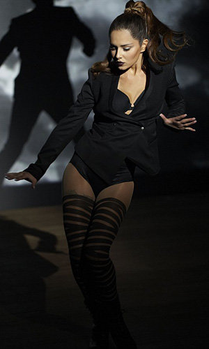 SEE PICS: Cheryl Cole does ballet chic in her new video!