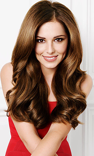 FIRST LOOK: Cheryl Cole for L'Oréal