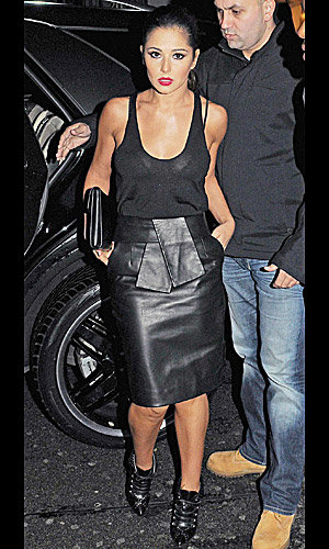 Cheryl Cole loves her Tabitha Simmons booties!