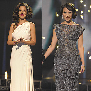 X Factor hair: Cheryl and Dannii wow with four glam hairstyles