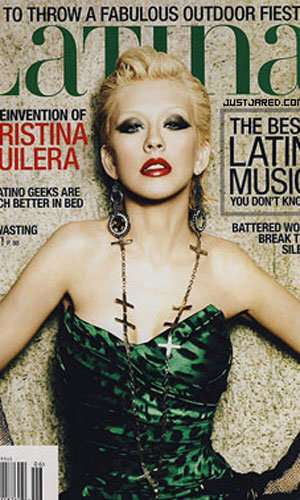 SEE: Christina Aguilera's racy new cover shoot