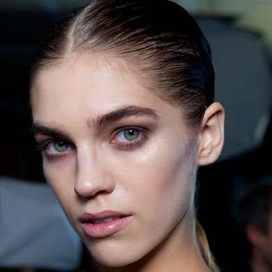 TRENDS ROUND-UP: Backstage beauty and hair at London Fashion Week