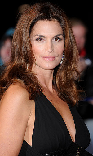 Time for beauty with Mary Greenwell: Cindy Crawford's perfect pout