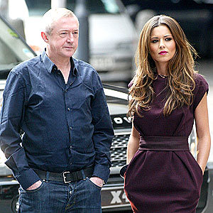 Cheryl Cole gets stylish for X Factor bootcamp