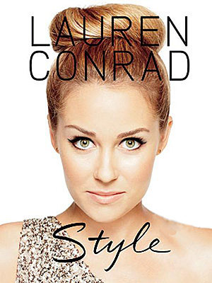 Lauren Conrad's new book cover revealed!