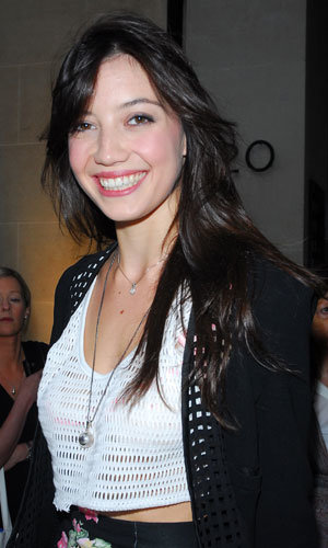 Daisy Lowe named new face of Louis Vuitton