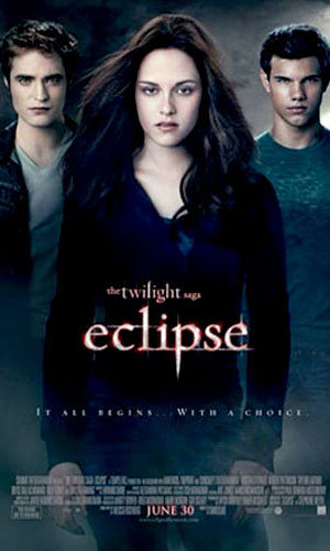 FIRST LOOK: Twilight Eclipse poster released!