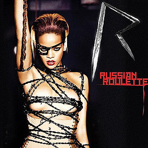 FIRST LOOK: Rihanna wears nothing but barbed wire in raunchy new single