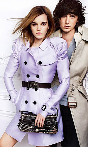 Emma Watson brings her magic to Burberry's S/S campaign