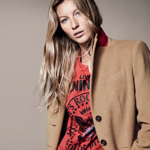 SEE PICS: Gisele Bundchen as the new face of Esprit AW11 collection