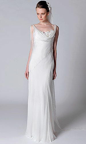 Alberta Ferretti launches bridal collection