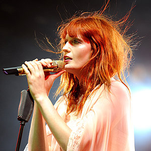 SEE PICS Florence and the Machine at Somerset House