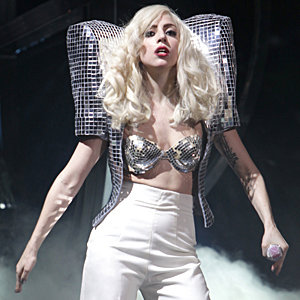 Lady GaGa makes download history with Just Dance