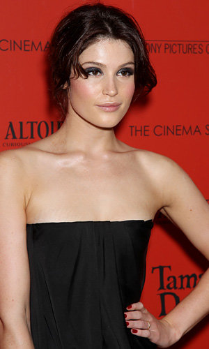WOW Gemma Arterton sizzles on the red carpet